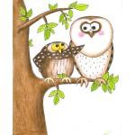 sluzby a cinnosti  : eva remisova 03 150x150 Kresby na stěny a ilustrace pro děti