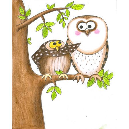 Kresby Na Steny A Ilustrace Pro Deti Predskolaci Omalovanky