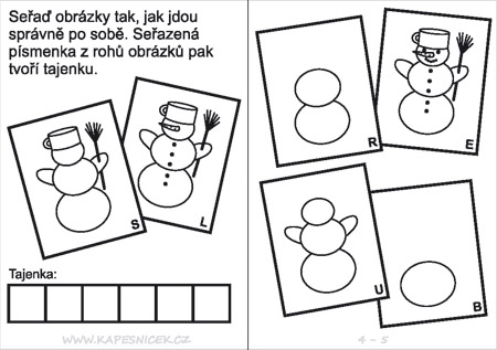 Pracovni Listy Cinnosti Archives Page 3 Of 9 Predskolaci