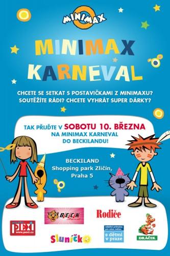 Minimax Karneval Predskolaci Omalovanky Pracovni Listy