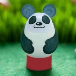 velikonoce vytvarna vychova  : velikonocni vejce panda 150x150 Velikonoční vejce   netradiční, ale zábavná
