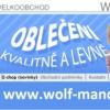 WOLF-MANDA.cz otevírá nový e-shop
