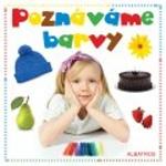 knihy casopisy  : poznavame barvy Poznáváme barvy   leporelo pro děti