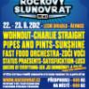 akce  : rockovy slunovrat 100x100 Bongo Festival 2012