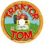 napady tvorivost hry knihy casopisy 3 8 let  : traktor tom 6 novy klakson dvd 150x150 Časopis Sluníčko 6/2012