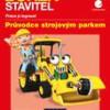 Bořek Stavitel – Průvodce strojovým parkem