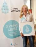 zpravy  : o kapku vic nadeje O kapku více naděje   nový projekt NF Kapka naděje
