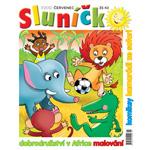 napady tvorivost hry knihy casopisy 3 8 let  : slunicko 01 sl 0712 Časopis Sluníčko 7/2012
