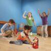 Hra Rexi, podej – předškolní děti si Rexe zamilují