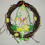 velikonoce vytvarna vychova  : velikonocni venecek 1 150x150 Velikonoční věneček