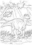 pohadkove omalovanky  : dinosauri 60 106x150 Dinosauři