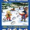 Lenka, Filip a Brok na horách – Obrázkové čtení se samolepkami