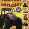 Traktory a náklaďáky – aktivity se samolepkami