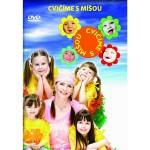 cd dvd pisnicky  : cvicime s misou 1 150x150 150x150 Písničky pro Barbie