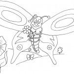 basnicky s pohybem  : motyl a kvetina 2010 04 09 150x150 150x150 Indiáni