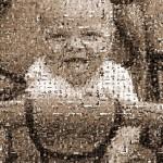 jarni tvoreni  : mozaika tisk fotografie 150x150 150x150 Zvířátka, zápichy do květináče