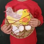 velikonocni omalovanky  : slepici nadilka 2010 04 06 150x150 150x150 Velikonoční vajíčka a kraslice