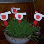 velikonocni svatky velikonoce vytvarna vychova  : slepicka 2010 04 01 150x150 150x150 Jehňátko