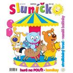 napady tvorivost hadanky a hlavolamy 3 8 let  : slunicko 0813 Časopis Sluníčko 8/2013