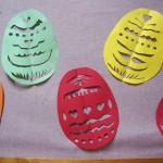 velikonocni svatky velikonoce vytvarna vychova  : vajicka vystrihovana 2010 04 01 150x150 150x150 Jehňátko