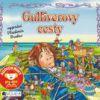 Gulliverovy cesty – AUDIOKNIHA pro děti