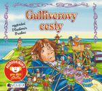 gulliverovy cesty-audiokniha pro deti