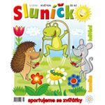 Časopis Sluníčko 05/2014