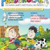 Nový časopis PŘEDŠKOLÁK pro všechny děti, které se těší do školy!