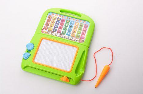 Dětský Pafíkův tablet s kreslicí tabulkou