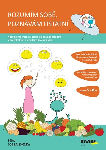 Jak pracovat s emocemi sociálními dovednostmi dětí v předškolním a mladším  školním věku  Nabízíme ukázku z publikace Rozumím sobě 7eb94e1785