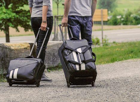 Cestovní tašky na kolečkách Vaude